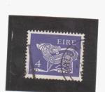 Stamps Ireland -  lobo