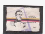Stamps America - Venezuela -  antonio nicolás briceño 1782-1982