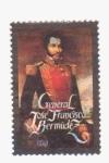 Sellos de America - Venezuela -  general jose fco. bermudez
