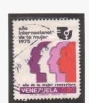 Stamps Venezuela -  año intern. de la mujer