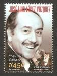 Stamps : Europe : Spain :  jose luis lopez vazquez, actor de cine