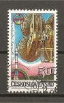 Sellos de Europa - Checoslovaquia -  Inter - Cosmos.