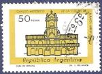 Stamps Argentina -  ARG Cabildo histórico 50
