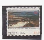 Sellos de America - Venezuela -  corporación venezolana de guayana