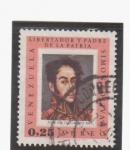Sellos de America - Venezuela -  Simon Bolivar