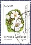 Stamps Argentina -  ARG Flor malvinense $a5