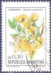 Stamps Argentina -  ARG Carnaval A0,30