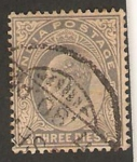 Sellos de Asia - India -  india inglesa - 57 - edouard VII