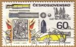 Stamps Europe - Czechoslovakia -  Armas militares