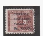 Stamps Venezuela -  Correo postal