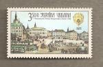 Sellos de Europa - Ucrania -  Ciudad 180