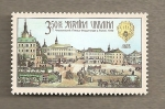 Stamps Ukraine -  Ciudad 180