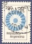 Stamps Argentina -  ARG Escarapela 290