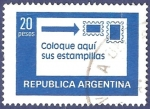 Stamps Argentina -  ARG Coloque aquí sus estampillas 20 (1)