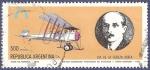 Stamps Argentina -  ARG Día de la fuerza aérea 500