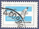 Sellos de America - Argentina -  ARG Lapicito 500