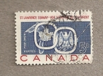 Stamps Canada -  Canal de San Lorenzo