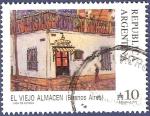 Sellos de America - Argentina -  ARG El Viejo Almacén A10