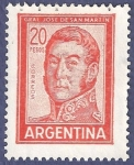 Sellos de America - Argentina -  ARG San Martín 20