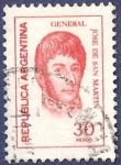 Sellos de America - Argentina -  ARG San Martín 30