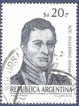 Stamps Argentina -  ARG Brown $a20