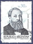 Sellos de America - Argentina -  ARG Hernández $a30