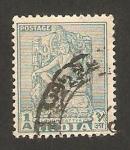 Stamps India -  34 - bodhisattva