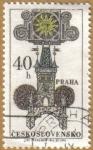Stamps Europe - Czechoslovakia -  PRAHA