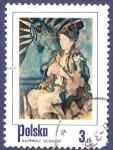 Sellos de Europa - Polonia -  POLONIA Pintura 3