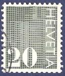 Stamps Switzerland -  SUIZA Básica 20