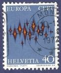 Sellos de Europa - Suiza -  SUIZA Europa CEPT 40