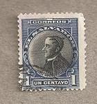 Stamps America - El Salvador -  José Matías Delgado