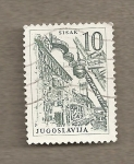 Stamps Yugoslavia -  Sisak