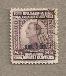 Stamps Yugoslavia -  Rey Alejandro