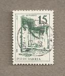 Stamps Yugoslavia -  Paso elevado