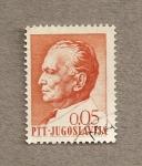 Sellos de Europa - Yugoslavia -  Presidente Tito
