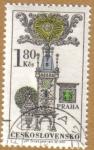 Sellos de Europa - Checoslovaquia -  PRAHA