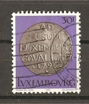 Stamps Luxembourg -  5 cts/€