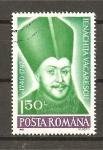 Sellos de Europa - Rumania -  5 cts/€