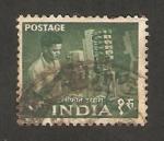 Sellos de Asia - India -  técnico telefonía