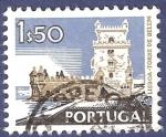 Sellos de Europa - Portugal -  PORTUGAL Torre de Belem 1,50 (1)