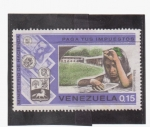 Stamps of the world : Venezuela :  ministerio de hacienda