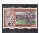 Sellos de America - Venezuela -  ministerio de hacienda