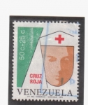Sellos de America - Venezuela -  cruz roja