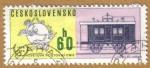 Sellos de Europa - Checoslovaquia -  SVETOVA POSTOVA UNIA