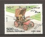 Stamps Somalia -