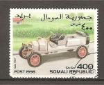 Sellos de Africa - Somalia -