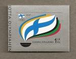 Sellos de Europa - Finlandia -  Juegos olímpicos