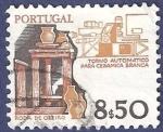 Sellos de Europa - Portugal -  PORTUGAL Roda de oleiro 8,50