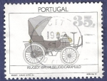 Stamps Portugal -  PORTUGAL Peugeot 1899 35